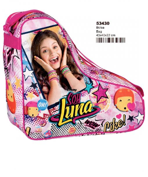 Bolsa de patines Soy Luna
