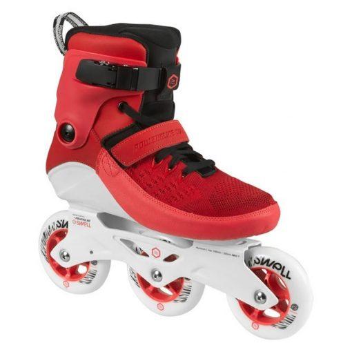 Powerslide Fitness Skates Swell. elegante con cómodo acolchado, permiten horas de diversión sin fricción dolor