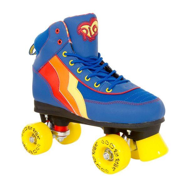 Patines 4 ruedas para niños Unisex Rio Roller Classic Ii Childrens