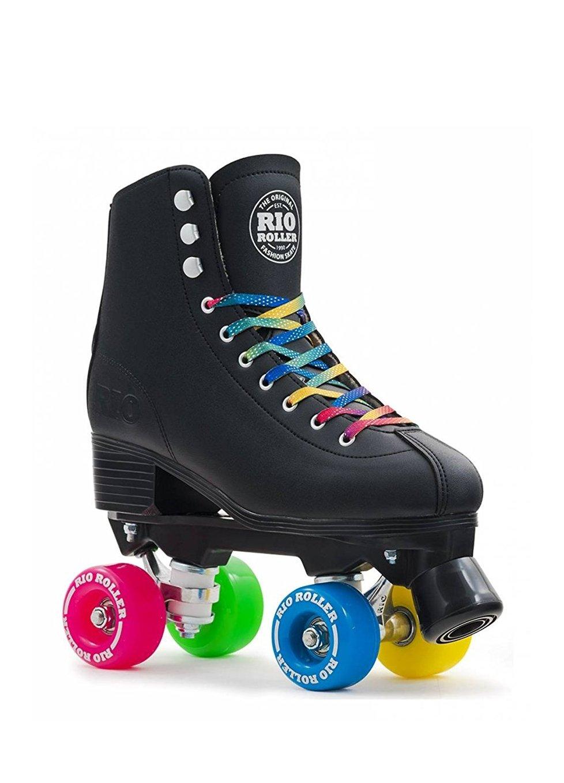 Patines Quad 4 ruedas Rio Roller Figure Quad Skate