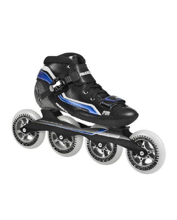 Patines en línea de velocidad Powerslide Speed Skates R2