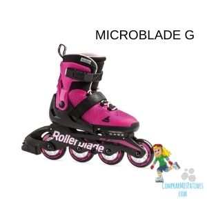 PATINES LINEA MICROBLADE G