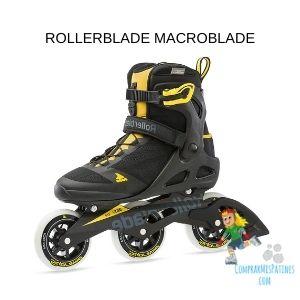 patines rollerblade macroblade