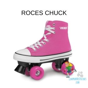 patines roces chuck
