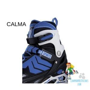 patines en línea calma