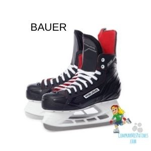 patines hielo bauer