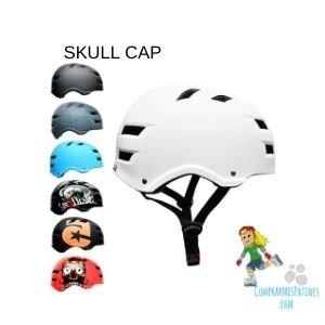 mejores cascos skull cap