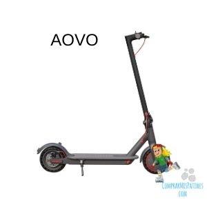 patinete eléctrico adulto aovoT