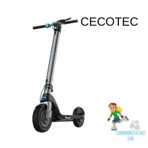patinete eléctrico adulto CECOTEC