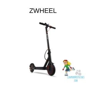 patinete potente ZWHEEL